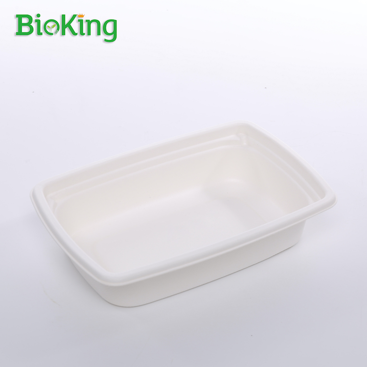 600ml Rectangle Food Container