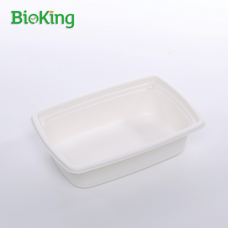 700ml Rectangle Food Container