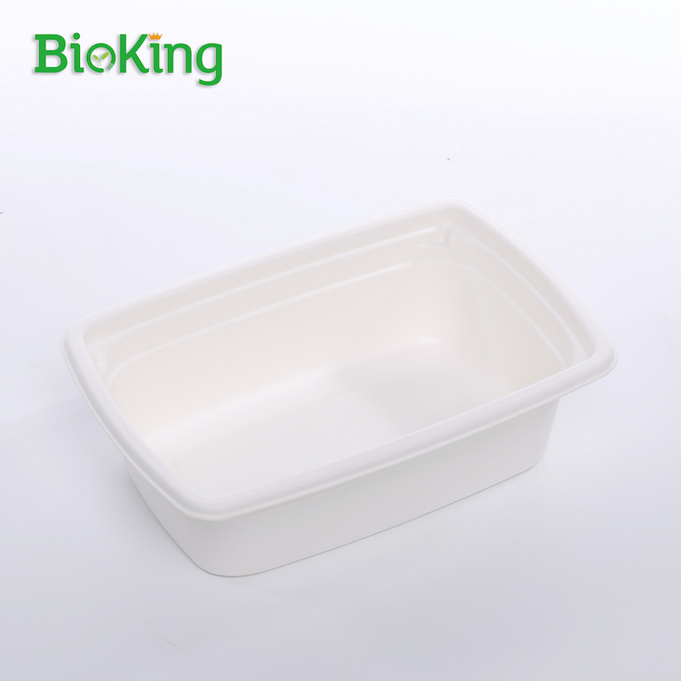 800ml Rectangle Food Container