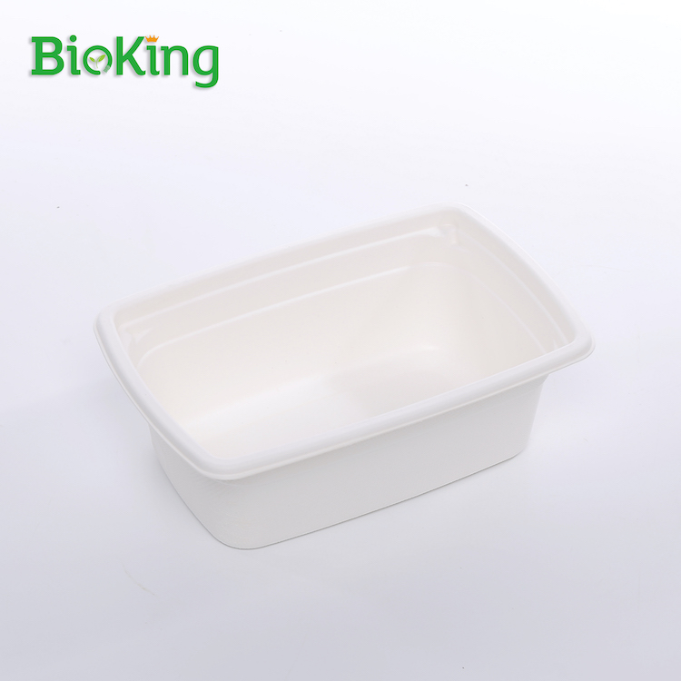 900ml Rectangle Food Container
