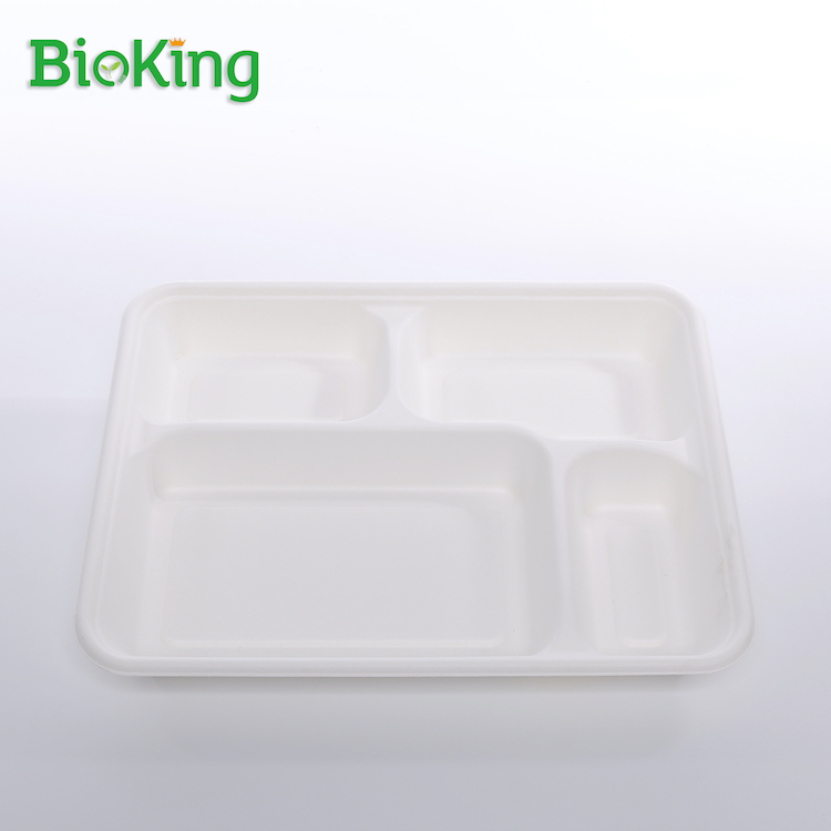 4-Comparment Food Container