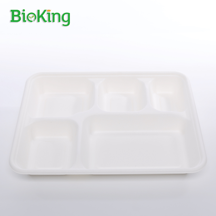 5-Comparment Food Container